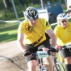 Cycling 90 km - Anders Löf (14080), Camilla Ramström (14222)