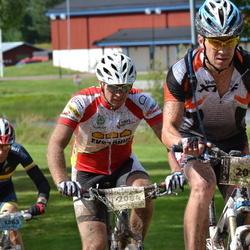 Cycling 90 km - Jörgen Petersson (1263), Christian Tenggren (2084), Björn Nordh (2092)