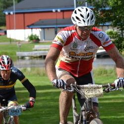 Cycling 90 km - Jörgen Petersson (1263), Christian Tenggren (2084)