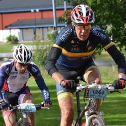 Cycling 90 km - Henrik Åsberg (919), Jörgen Petersson (1263)