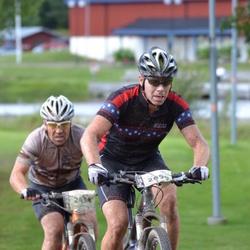 Cycling 90 km - Anders Ljungman (2434), Martin Ekwall (2899)