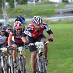 Cycling 90 km - Anders Englund (2234), Tommi Ratilainen (2825)