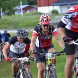 Cycling 90 km - Anders Englund (2234), Thomas Karlsson (2483)
