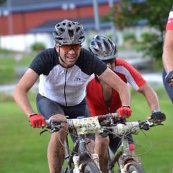 Cycling 90 km - David Johansson (2265), Thomas Karlsson (2483)
