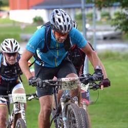 Cycling 90 km - Henrik Karlsson (2190), Anders Granbom (2440)