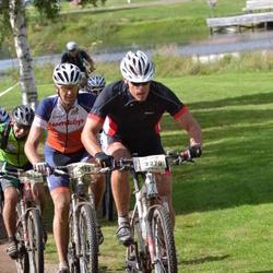 Cycling 90 km - Henrik Olofsson (2135), Mikael Ljunglund (2270)