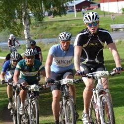 Cycling 90 km - Anders Raiting (2428), Magnus Efraimsson (2880), Rasmus Flink (3034)