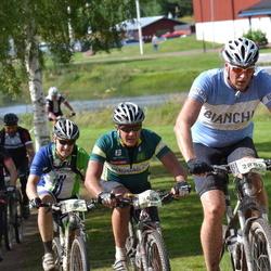 Cycling 90 km - Anders Raiting (2428), Magnus Efraimsson (2880), Magnus Blom (2909)