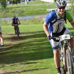 Cycling 90 km - Magnus Blom (2909)