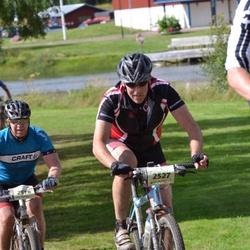 Cycling 90 km - Torbjörn Fransson (2527), Christer Kannisto (2578)
