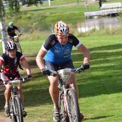 Cycling 90 km - Åke Larsson (2661), Andreas Järpmyr (2677)