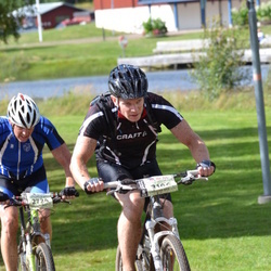 Cycling 90 km - Tony Bertilsson (2724), Daniel Karlsson (3106)