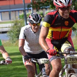 Cycling 90 km - Henrik Arrhenius (2974), Johan Odelberg (4447)