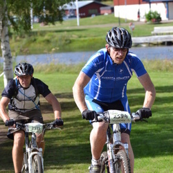 Cycling 90 km - Daniel Ring (2511), Mats Eriksson (2594)