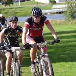 Cycling 90 km - Dennis Berglund (3309)
