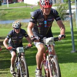 Cycling 90 km - Arne Bergström (2610), Knut Mikkelsen (2858)