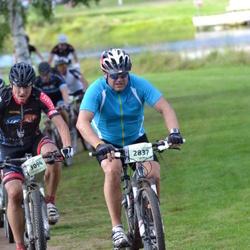 Cycling 90 km - Stefan Eriksson (2837), Anders Dahlberg (3094)