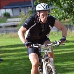 Cycling 90 km - Henrik Frih (4225)