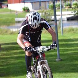 Cycling 90 km - Henrik Landström (4247)