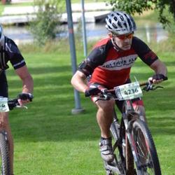 Cycling 90 km - Jeff Jackett (4236)