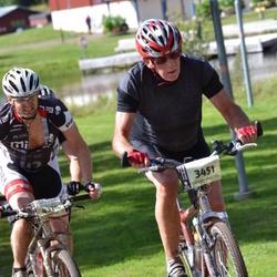 Cycling 90 km - Jan Olov Swahn (3451), Henrik Svensson (4378)