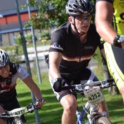 Cycling 90 km - Jens Johansson (4252), David Burén (4337)
