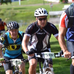 Cycling 90 km - Peter Håkansson (3319), Herman Petrusson (3945)