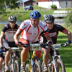 Cycling 90 km - Lars Korpi (3086), Arne Josefsson (3412)