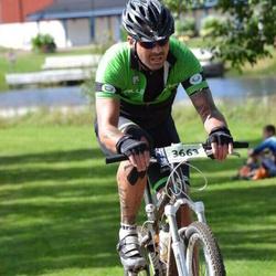 Cycling 90 km - Henrik Kjellberg (3663)