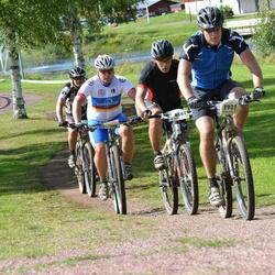 Cycling 90 km - Christian Ryman (3923), Mikael Hellström (4661)