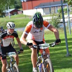 Cycling 90 km - Fredrik Sahlberg (3634), Erik Marsch (5163)