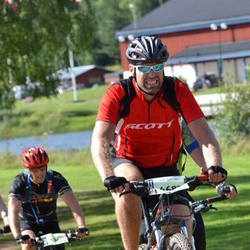 Cycling 90 km - Fredrik Danell (4687)