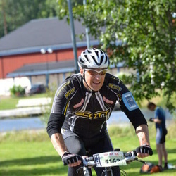 Cycling 90 km - Christer Westergren (5162)