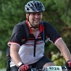 Cycling 90 km - Fredrik Norell (4724)