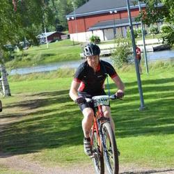 Cycling 90 km - Jeff Peterson (5450)