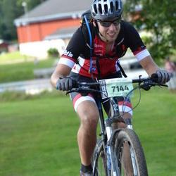 Cycling 90 km - Christoffer Bergquist (7144)