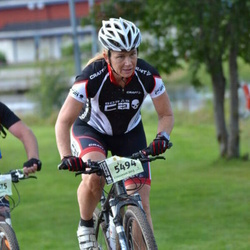 Cycling 90 km - Frida Helin (5494)