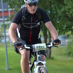 Cycling 90 km - Bjarne Olofsson (5986)