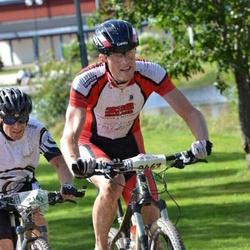 Cycling 90 km - Jesper Gregersen (9142), Christian Lüddeckens (9467)