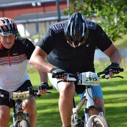 Cycling 90 km - Johan Kyhlberg (2915), Fredrik Norstedt (6452)