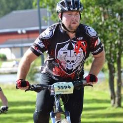 Cycling 90 km - Björn Friberg (5594)