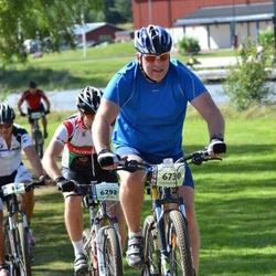 Cycling 90 km - Peter Johansson (6292), Daniel Söderström (6730)