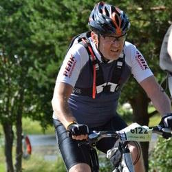 Cycling 90 km - Henrik Kongsholm (6122)