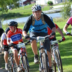 Cycling 90 km - Anders Stenback (6608)