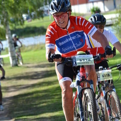 Cycling 90 km - Bodil Loken (3212)
