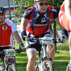 Cycling 90 km - Erik Trygg (6358)