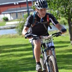 Cycling 90 km - Anders Erasmie (8910)