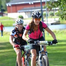 Cycling 90 km - Carolinne Dahlerus (6663)