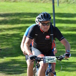Cycling 90 km - Dick Friberg (6137)