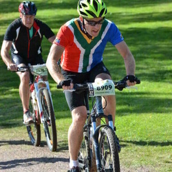 Cycling 90 km - Henrik Melin (8909)